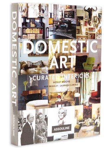 Domestic Art: Curated Interiors (Trade)