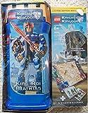 LEGO Knights' Kingdom 8809 King Mathias with Limited Edition Bonus Pack