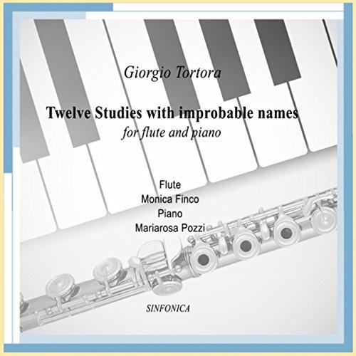Dieci volti riflessi nel lago in A Minor (for Flute and Piano)