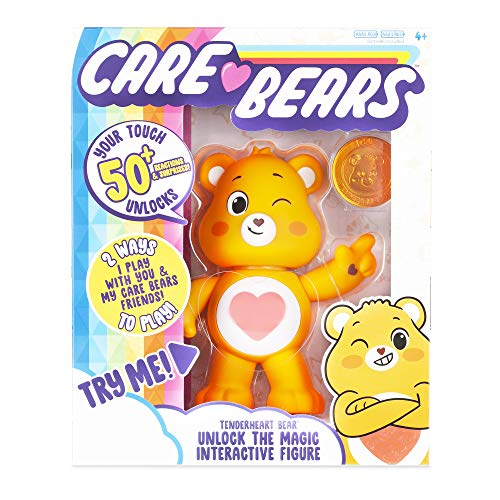 Care-Bears-Unlock-the-Magic-Collectible-Interactive-Figure-5-Tenderheart-Bear