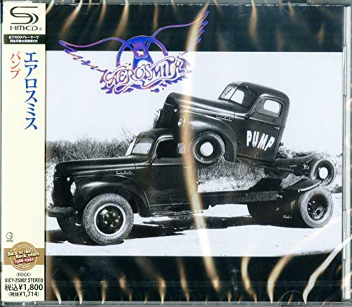 Pump / Aerosmith