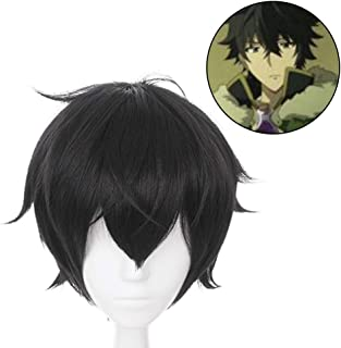 HomMall Anime Characters Play Cosplay Wigs Anime Manga Costume Synthetic Hair