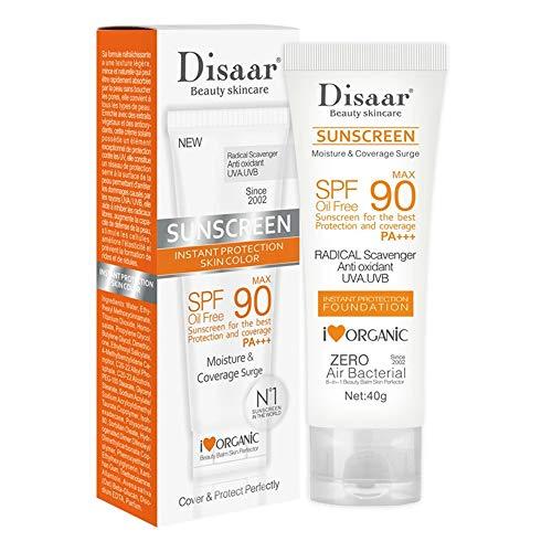 Disaar Sunscreen - SPF 90 - Wasserdicht Sonnenschutzes