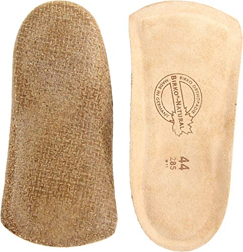 Birkenstock Birko Natural Arch Support Insole,N/A,46 EU (US Men's 13-13.5) M US