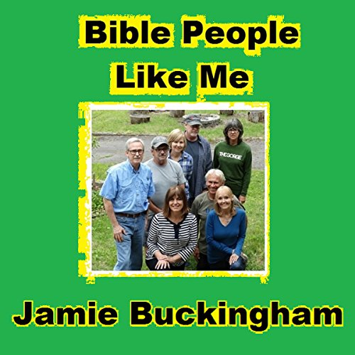 Bible People like Me audiobook cover art