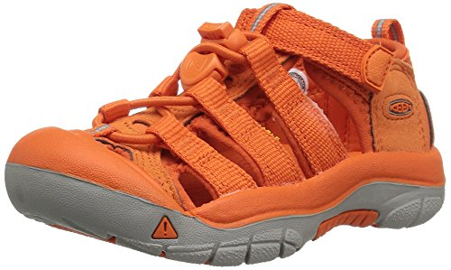 KEEN Newport H2 Sandalen Trekking- & Wanderschuhe, Orange (Golden Poppy Golden Poppy), 38 EU