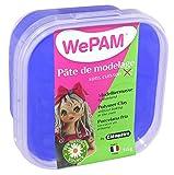WePAM - PFWBLU-145 - Pasta de porcelana fría, 145 gr, color índigo