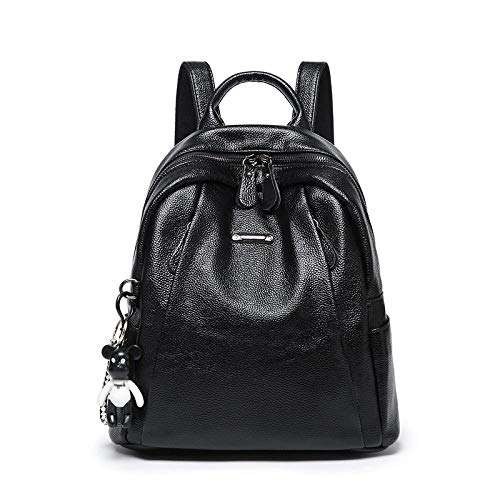 ODMKGE Student Bag Fashionable Women'S Backpacks, Leather Backpacks, Girls' Backpacks, Backpacks For Girls