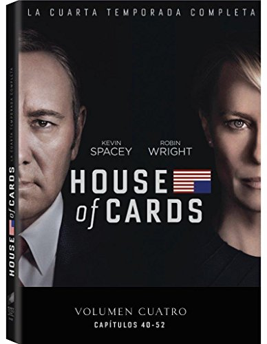 House Of Cards - Temporada 4 [DVD]