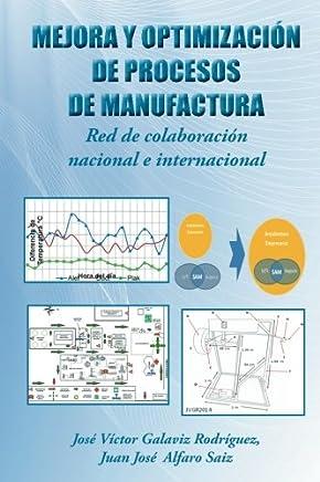 Mejora y optimización de procesos de manufactura: Red de colaboración nacional e internacional (Spanish