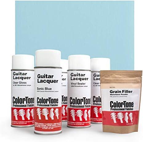 Top 10 Best colortone guitar lacquer