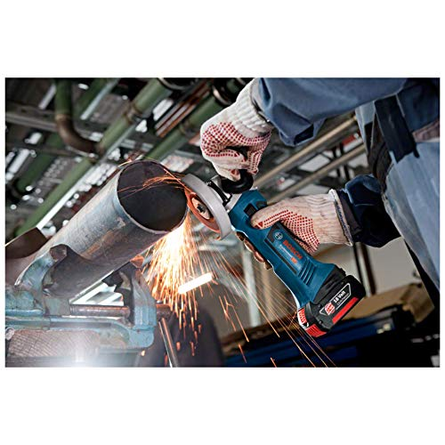 Bosch Professional GWS 18 V-LI Cordless Angle Grinder (without Battery and Charger)