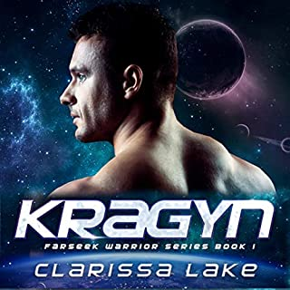 Kragyn audiobook cover art