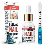 Eccellente Trattamento Anti Fungus Nail Fungal Nail Destroyer | Adatto Per...