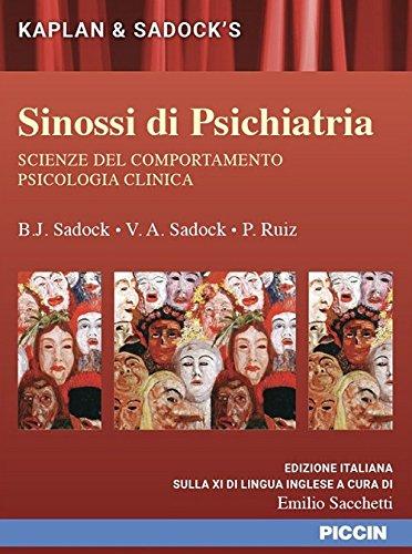 Kaplan & Sadock's. Sinossi di psichiatria