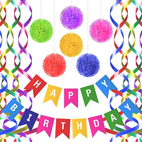 Price Drop Colorful Happy Birthday Banner No Promo Code Needed 2