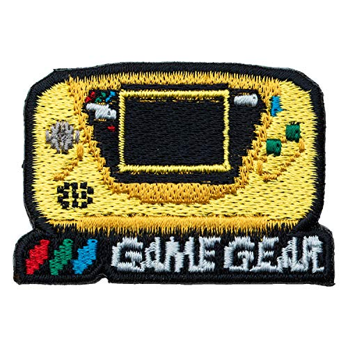 セガハードウェア 2way刺繍ワッペン 【オフィシャルライセンス商品】 グラフト ゲーミングライフ GGL029-YEL