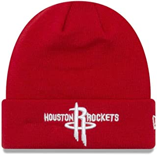 on sale 94c8f 8e3d8 New Era NBA Classic Cuff Beanie Hat Cuffed Winter Knit Baskteball Cap