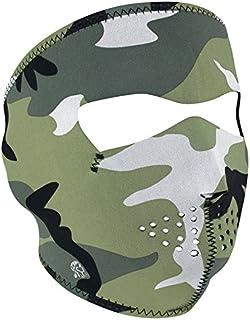 ZANheadgear Neoprene Face Mask (Urban Camouflage)