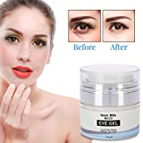 Best Eye Cream, Anti Aging Eye Gel, for Fine Lines, Dark Circles, Wrinkles and Eye Bags
