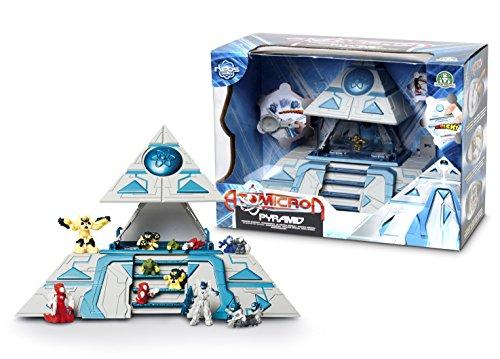 Giochi Preziosi 70183081 - Atomicron Spielset Pyramide