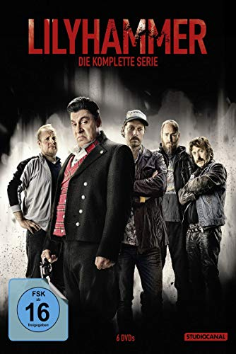 Lilyhammer - Die komplette Serie [6 DVDs]