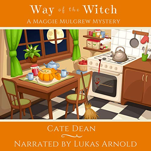 Way of the Witch Audiobook By Cate Dean cover art