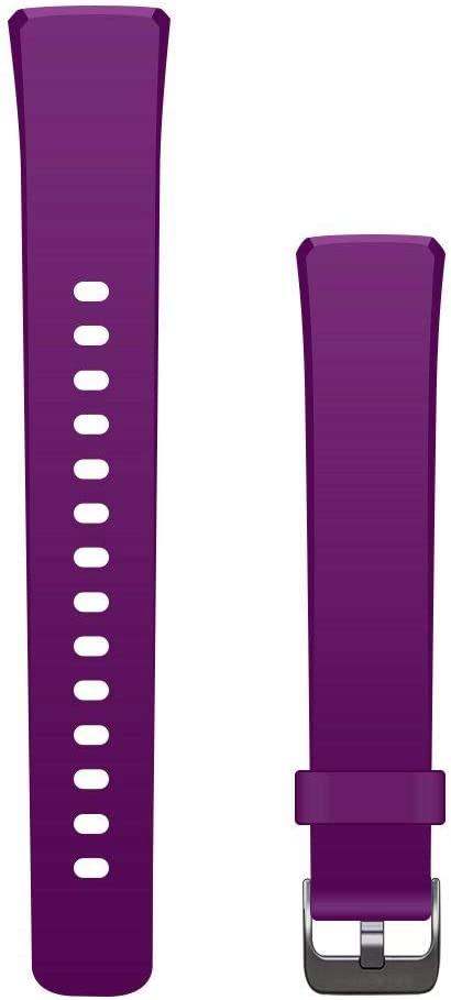 MorePro V19 Fitness Tracker Band, Adjustable Replacement Accessories Classic Sport Strap (Purple)
