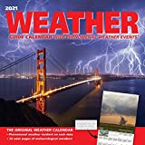 Weather Guide 2021 Wall Calendar