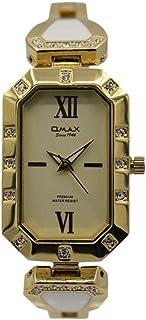 ساعة يد بعقارب وسوار من الإستانلس ستيل طراز 00EA06G11I للنساء