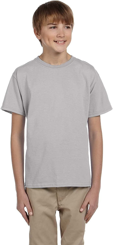 Hanes Youth Short Sleeve ComfortBlend T-Shirt