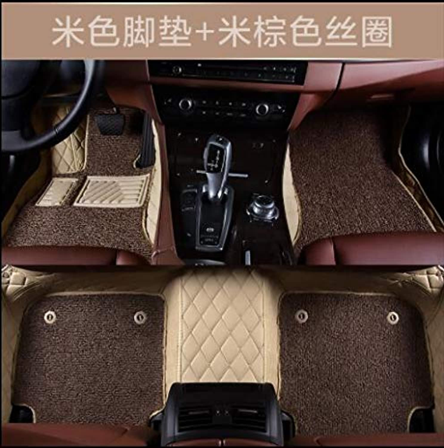 2018 for Volkswagen New Passat Specialized Goods All Surrounded Carpet Carpets  (color Name  6)