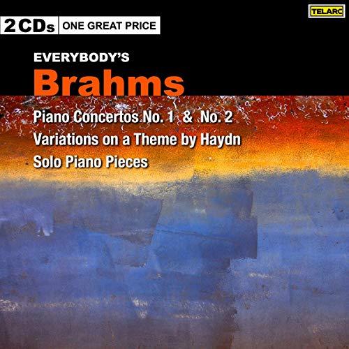 Brahms: Piano Concertos No 1 & 2