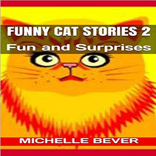 Funny Cat Stories 2: Fun and Surprises audiobook cover art
