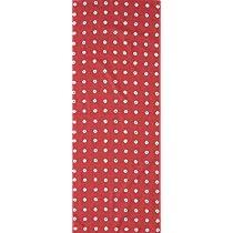 プレーリー そそぎ染め(注染)手ぬぐい 絞り玉 赤 33×90cm TE-066-R