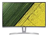 Acer 27-inch Full HD Curved LED Monitor with VA Panel, 250 Nits, 75