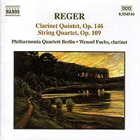 Clarinet Quintet/String Quartet