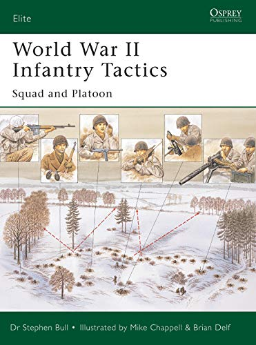 World War II Infantry Tactics: Squad and Platoon (Elite Book 105) (English Edition)