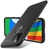Luibor für Google Pixel 5 Hülle, Ultra Dünn Handyhülle,