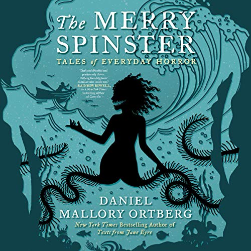 The Merry Spinster Audiobook By Daniel Mallory Ortberg cover art