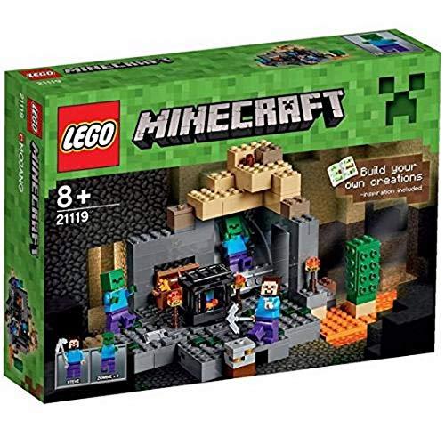 LEGO 21119 Minecraft-Das Verlies