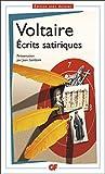Ecrits satiriques - Anthologie