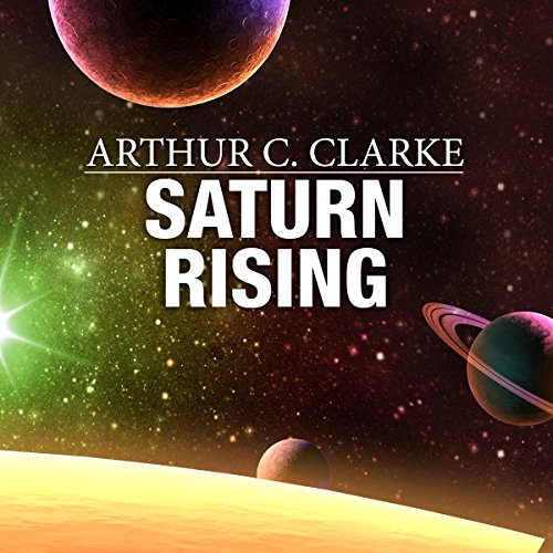 Saturn Rising audiobook cover art