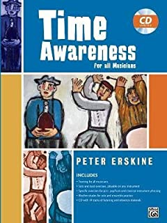 [(Time Awareness: For All Musicians)] [Author: Peter Erskine] published on (November, 2005)