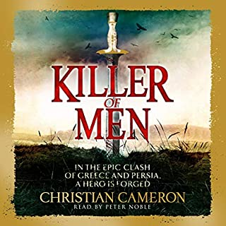 Killer of Men audiobook cover art