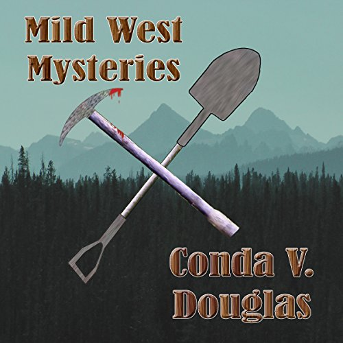 Mild West Mysteries audiobook cover art