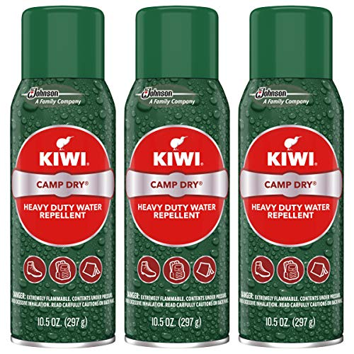 Kiwi Camp Dry Heavy Duty Water Repellant, 10.5OZ (Pack - 3)