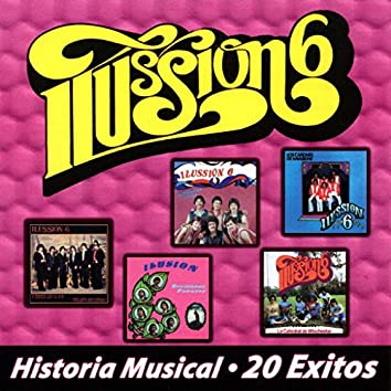 Historia Musical 20 Exitos