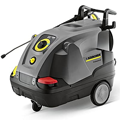 Kärcher KARCHER Compact hot water high pressure cleaner with eco efficiency mode and steam function from KARCHER