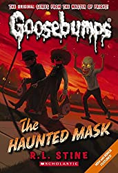 Cover of The Haunted Mask
